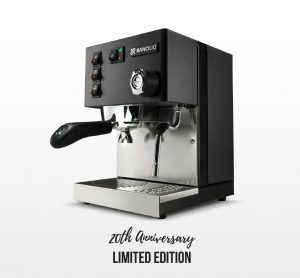 Rancilio Silvia Black Limited Edition 2018 - 1
