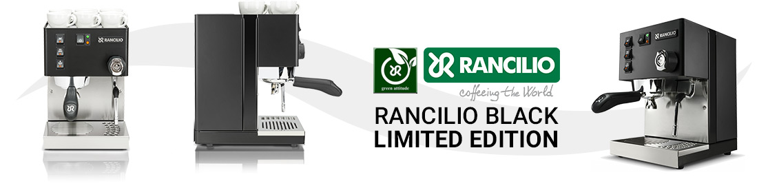 Rancilio Silvia Black Limited Edition 2018